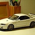 Nissan GT-R R34 Skyline V-SPEC II