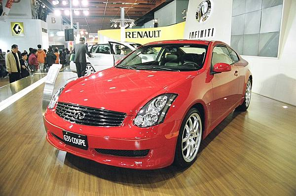 Nissan G35 Coupe