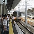 大阪京都交通車