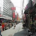上野機車街