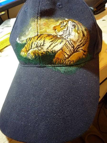手繪帽(非網帽)-男用-NT.599