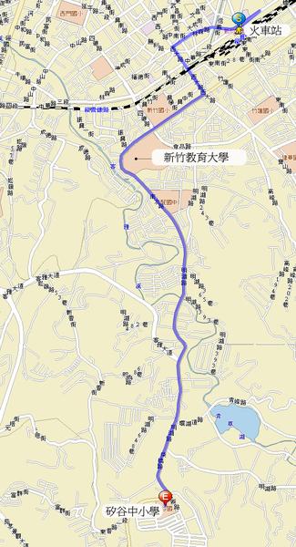 交通路線圖-2