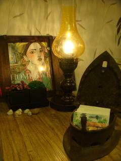 復古型檯燈-G102