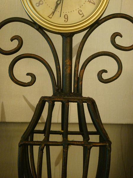 經典簡約式座鐘-B101-1