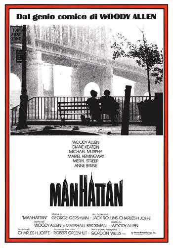 伍迪艾倫/曼哈頓