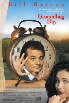 今天暫時停止Groundhog Day/哈洛雷米斯