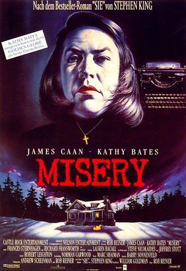 戰慄遊戲Misery/勞勃萊納Rob Reiner