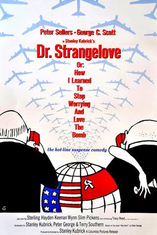 奇愛博士Dr. Strangelove/史丹利庫伯力克Stanley