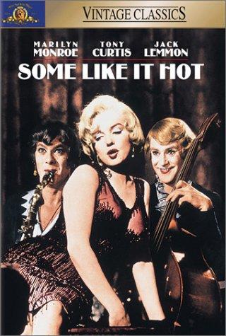 熱情如火Some Like It Hot/比利懷德Billy Wilder