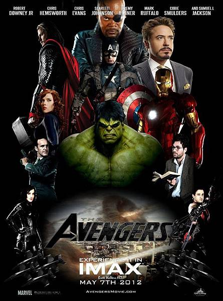 復仇者聯盟The Avengers/Joss Whedon