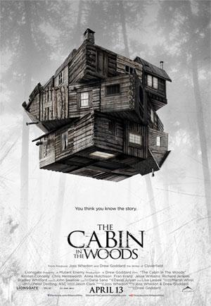 詭屋The Cabin in the Woods/德魯戈達德Drew Goddard