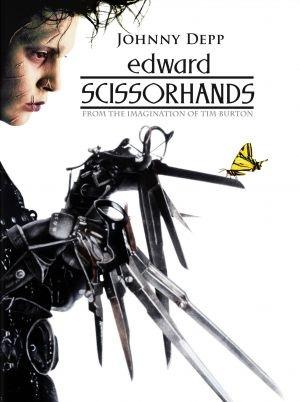 剪刀手愛德華Edward Scissorhands/提姆波頓Tim Burton