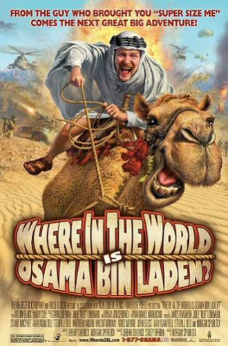 尋找賓拉登Where in the World Is Osama Bin Laden?/Morgan Spurlock