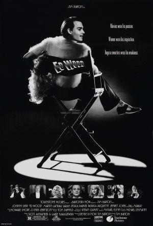 艾德伍德Ed Wood/提姆波頓Tim Burton