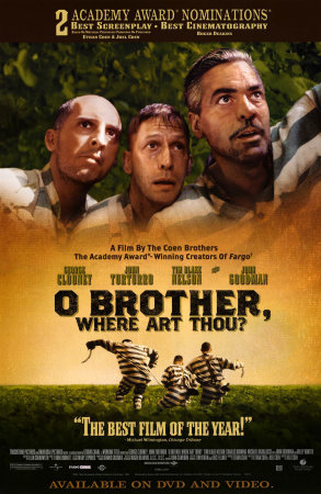 霹靂高手O Brother, Where Art Thou?/Joel Coen&Ethan Coen