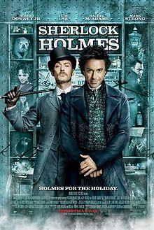 福爾摩斯Sherlock Holmes/蓋瑞奇Guy Ritchie