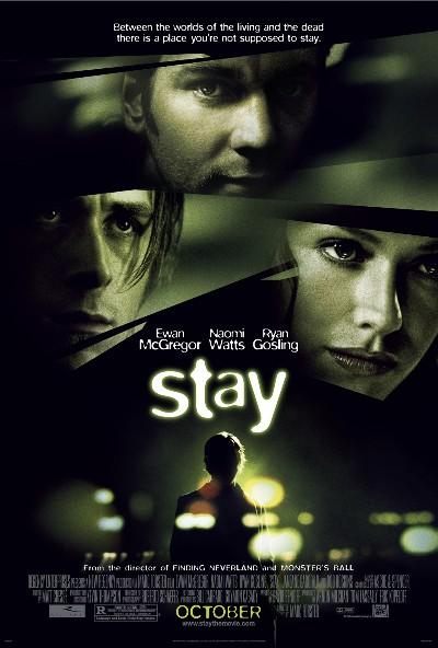離魂Stay/馬克佛斯特Marc Forster