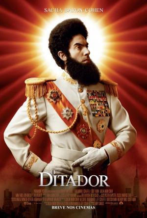 大獨裁者落難記The Dictator/薩夏拜倫柯恩Sacha Baron Cohen