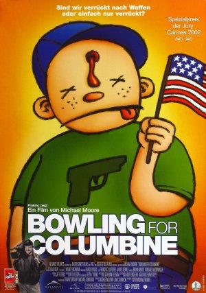 科倫拜校園事件Bowling for Columbine/麥可摩爾Michael Moore