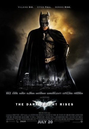 黑暗騎士:黎明昇起The Dark Knight Rises/Christopher Nolan