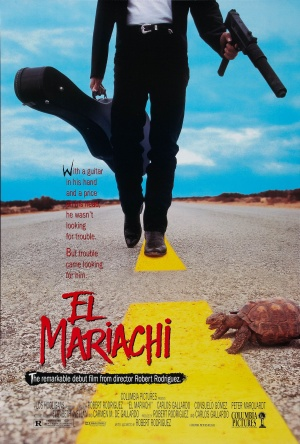 殺手悲歌El Mariachi/羅德里格茲Robert Rodriguez