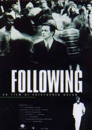 跟蹤Following/克里斯多福諾蘭Christopher Nolan