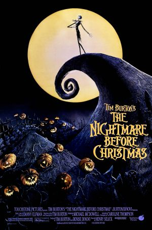 聖誕夜驚魂The Nightmare before Christmas/亨利謝利克Henry Selick