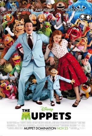 布偶歷險記The Muppets/James Bobin