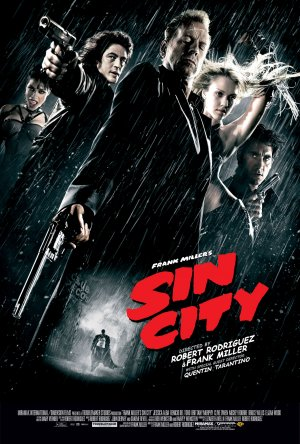 萬惡城市Sin City/ Frank Miller, Robert Rodriguez