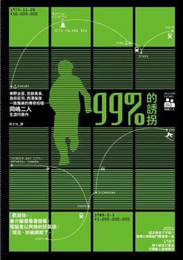 岡嶋二人/99%的誘拐