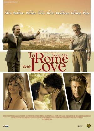 愛上羅馬/伍迪艾倫Woody Allen