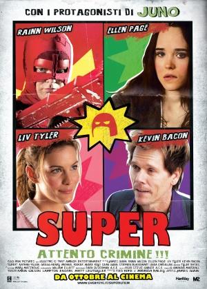 犀利人夫Super/詹姆士昆恩James Gunn