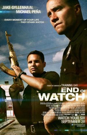 火線赤子情End of Watch/大衛艾爾David Ayer