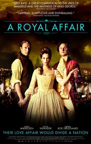 皇家風流史A Royal Affair/尼可萊阿瑟Nikolaj Arcel