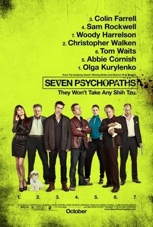 瘋狗綁票令(Seven Psychopaths,2012)/馬丁麥多納Martin McDonagh