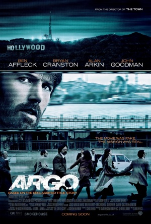 亞果出任務Argo/班艾佛列克 Ben Affleck