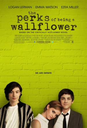 壁花男孩The Perks of Being a Wallflower/史蒂芬切波斯基Stephen Chbosky