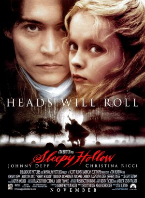 斷頭谷Sleepy Hollow/Tim Burton提姆波頓