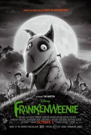 科學怪犬Frankenweenie/提姆波頓Tim Burton