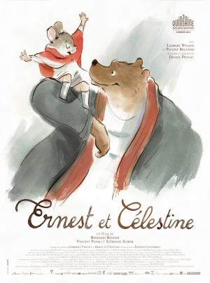 熊熊遇見小小鼠Ernest & Celestine/班傑明雷納, 文森帕大, 史戴分歐比耶