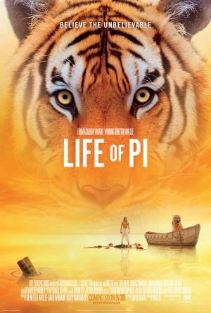 少年Pi的奇幻漂流Life of Pi/李安Ang Lee