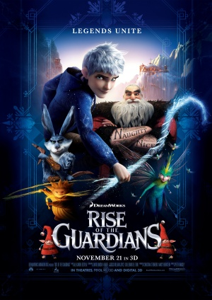 捍衛聯盟Rise of the Guardians/Peter Ramsey