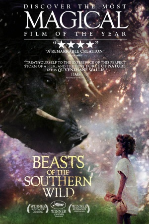 南方野獸樂園Beasts of the Southern Wild/Benh Zeitlin