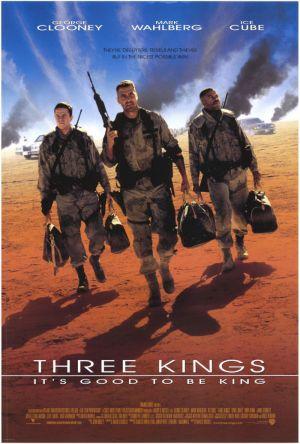 奪寶大作戰Three Kings/大衛歐羅素David O. Russell