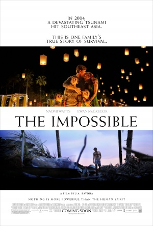 浩劫奇蹟The Impossible/Juan Antonio Bayona