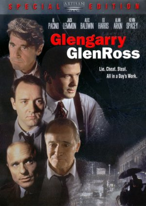 大亨遊戲Glengarry Glen Ross/James Foley