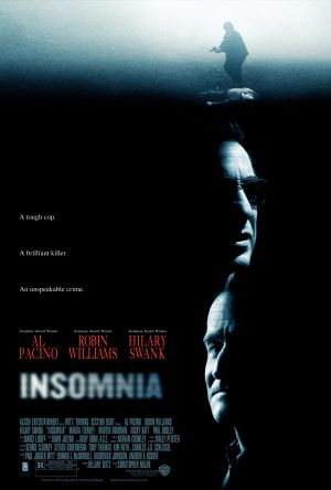 針鋒相對Insomnia/Christopher Nolan克里斯多福諾藍