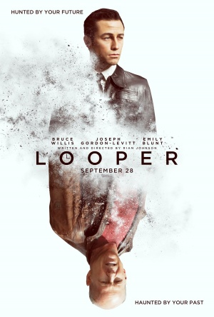 迴路殺手Looper/雷恩強生Rian Johnson