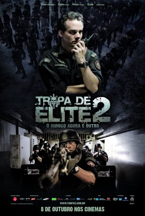 精銳部隊2Elite Squad 2: The Enemy Within/José Padilha