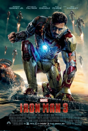 鋼鐵人3 Iron Man 3/Shane Black沙恩布萊克